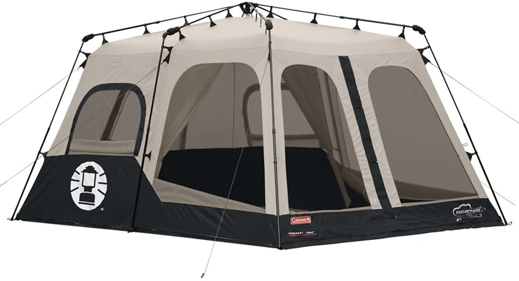best tent for long term camping
