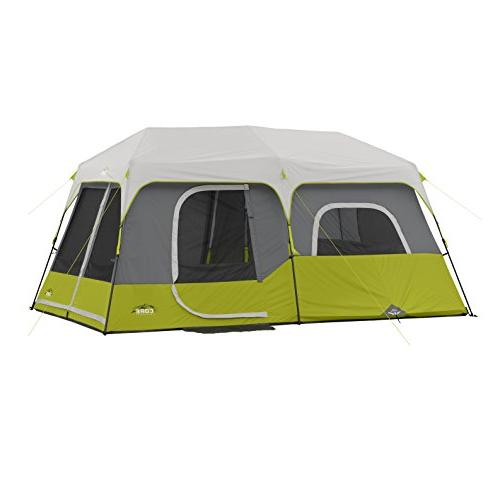 best family tents for wind and rain