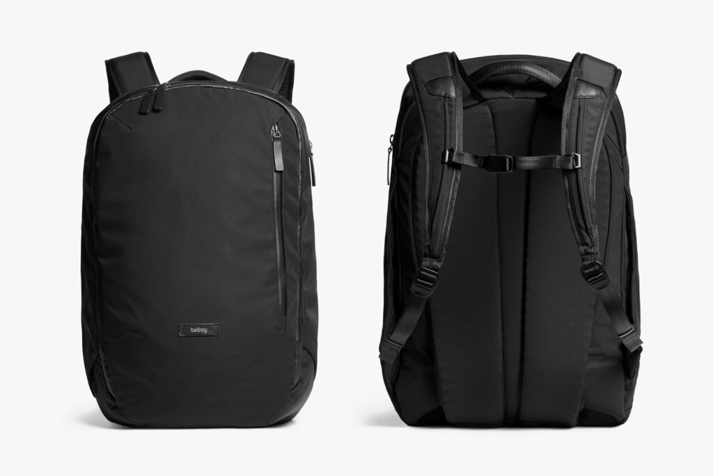 best backpack open like a suitcase