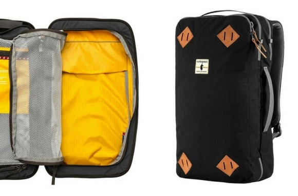 cotopaxi backpack open like suitcase