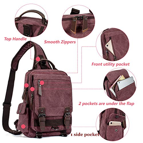 BEST ONE STRAP BACKPACK, best school one strap bag