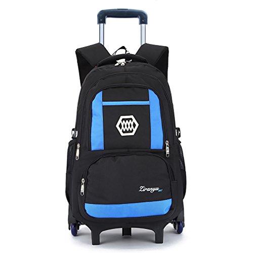 Meetbelify Kids Rolling Backpacks