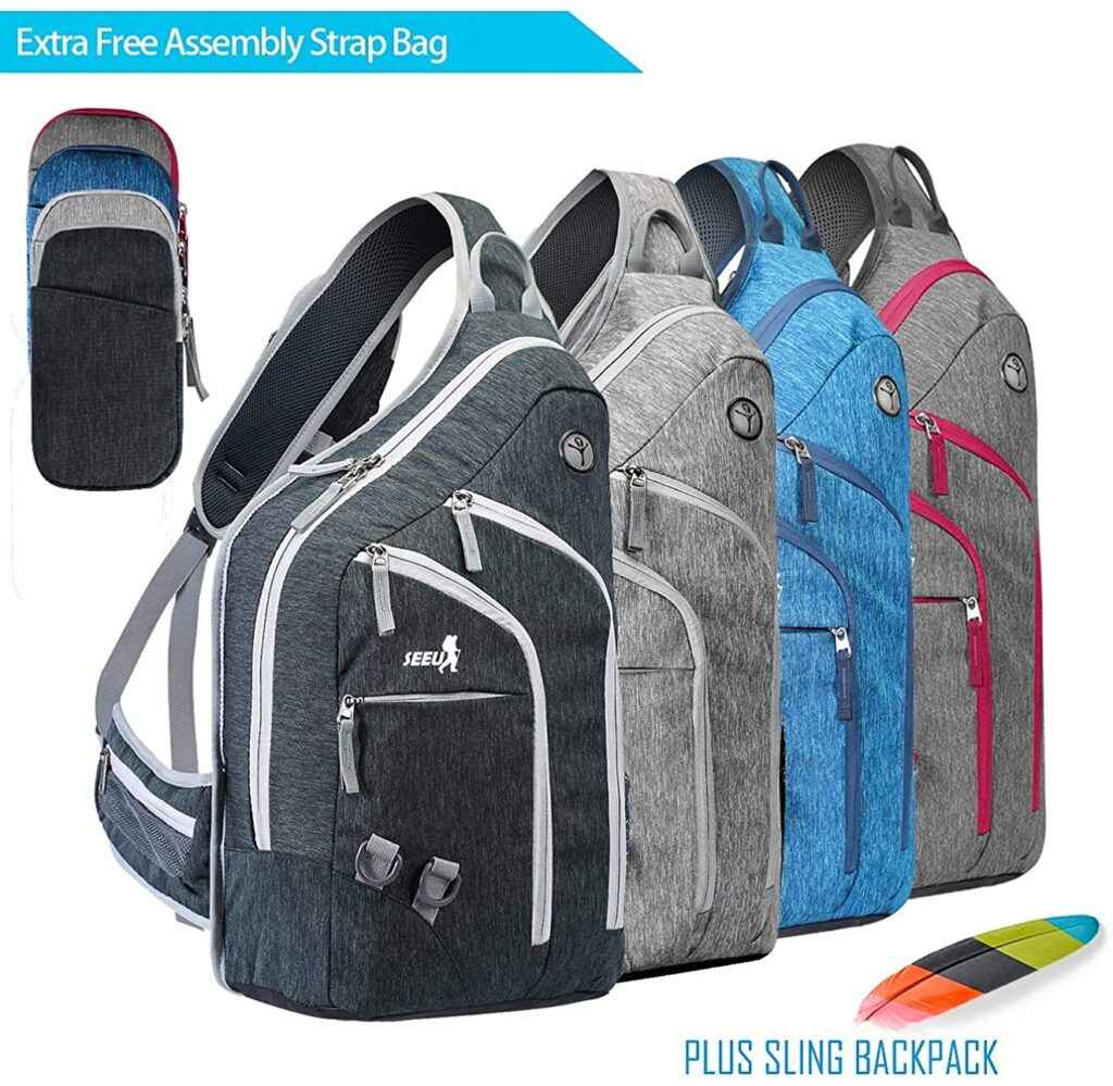 best one strap backpack, one strap backpack for school, best one strap backpack for school student, best one strap backpack for college studen