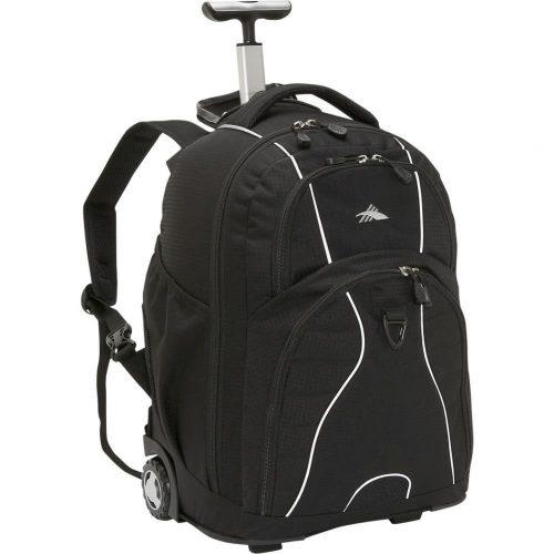 High Sierra Unisex-Adult Freewheel Backpack Rolling