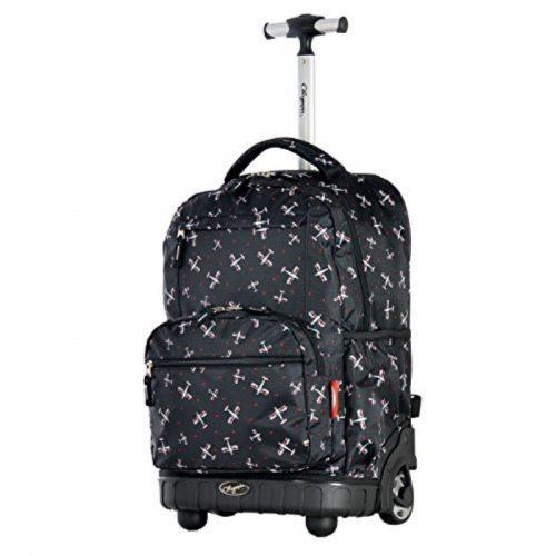 rolling bag, best rolling backpack